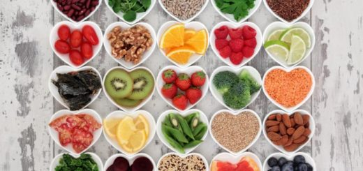 Antioxidant foods