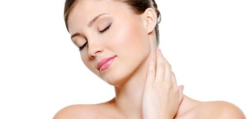 Neck skin care