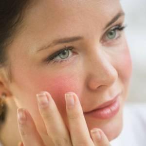 Sensitive skin