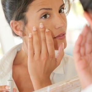 Skin regimen 40s